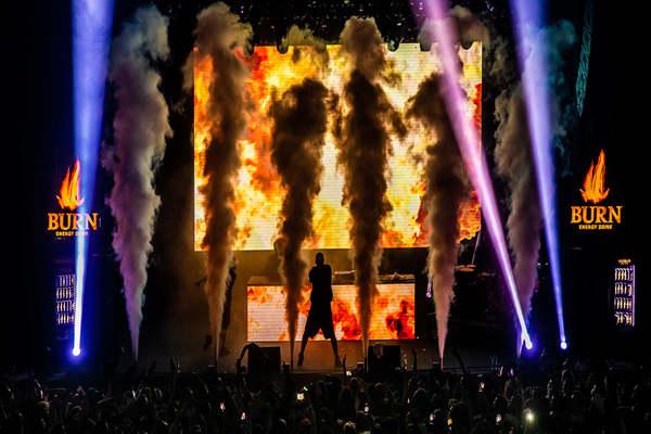 Burn Tour