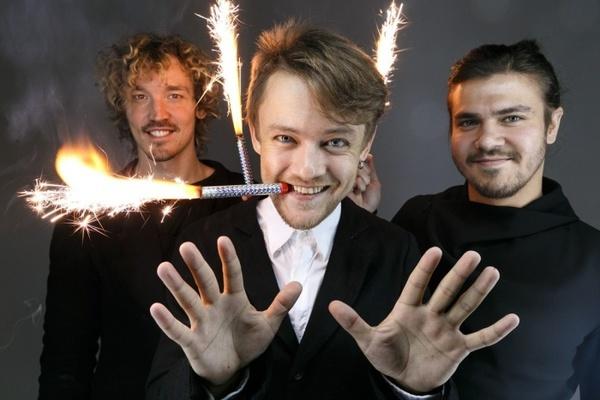 Jukebox Trio: праздничный концерт – XV лет!