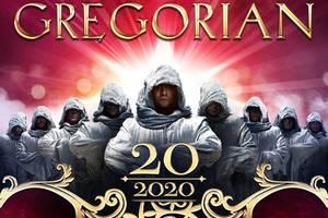 Gregorian. Юбилейный Тур