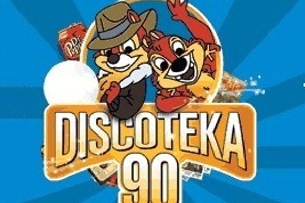 Большая Discoteka 90. Девичник 90-х
