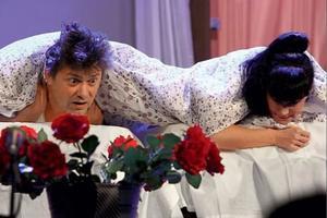Нонна Гришаева в комедии «На высоких каблуках»