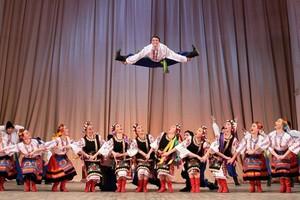 Балет Игоря Моисеева «Танцы народов мира»