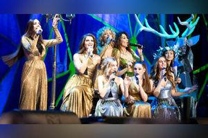 Концерт-съемка «Новогодний Смех с доставкой на дом»