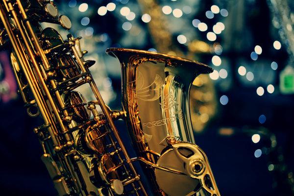 Рождественские вечера у органа. Зимняя мелодия для саксафона