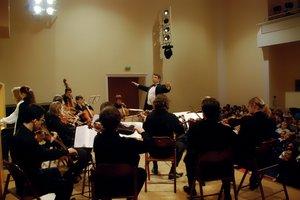 Шаг на сцену с камерным оркестром Cantilena - Осень