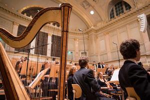 Шаг на сцену с камерным оркестром Cantilеna - Весна