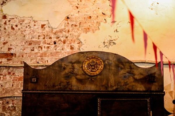 Шкаф в Нарнию