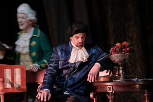 Моцарт и Сальери / Мотя и Савелий