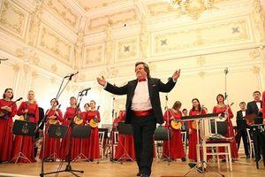 Государственный оркестр русских народных инструментов «Метелица». «Осенняя палитра»