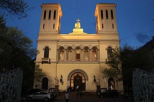 Ave Maria и шедевры классики. Концерт в Петрикирхе