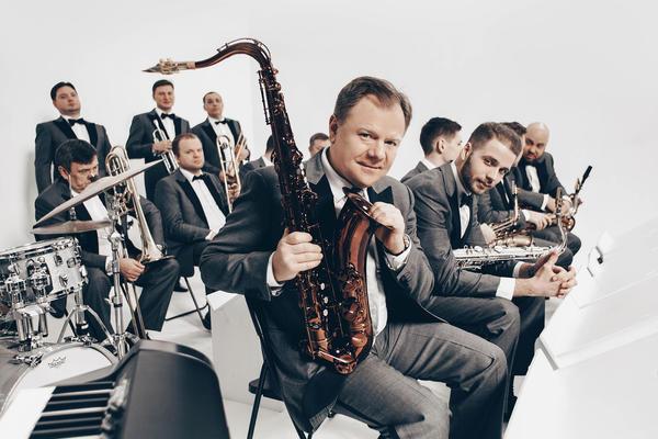 Патти Остин, Игорь Бутман и Московский джазовый оркестр