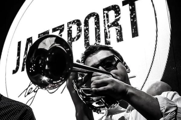 Большой зимний концерт проекта Jazzport