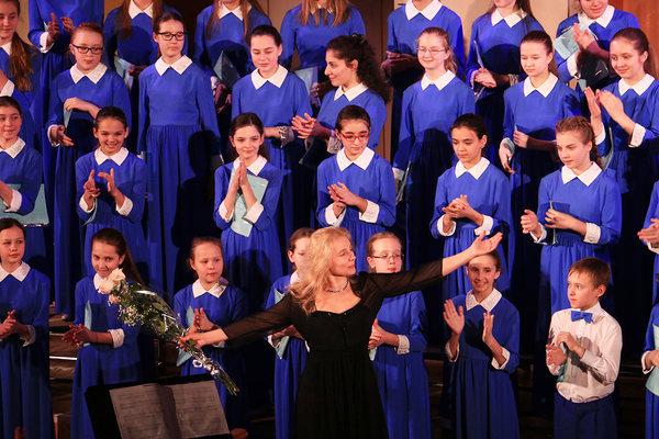 Детская хоровая школа «Весна»