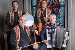 Музыка веков — армянская народная музыка