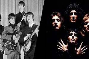The Beatles & Queen