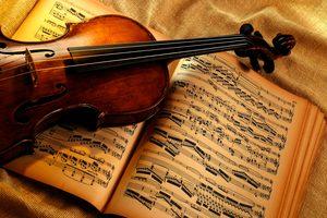 Виртуозы скрипки и органа