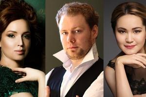 Оперный гала-концерт артистов «Радио России»