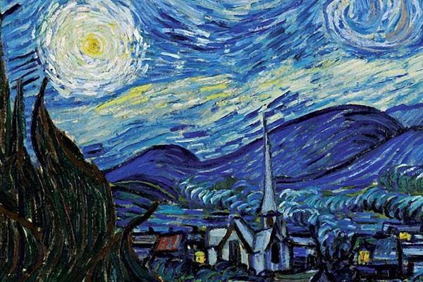 Ван Гог. Два органа и восемь саксофонов