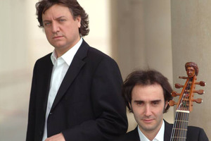 Лука Пианка (архилютня), Витторио Гиельми (виола да гамба)