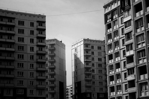 Город с разных сторон