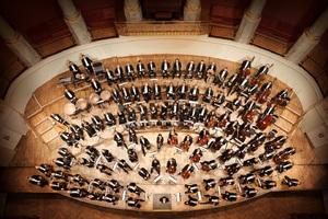 «Новогодний Иоганн Штраус гала» симфонический оркестр  Венской оперы