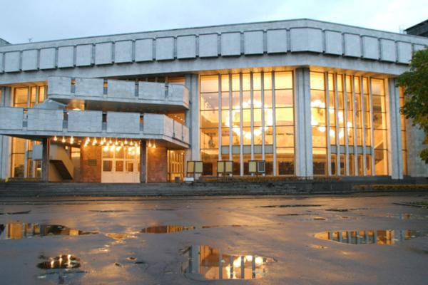 Аничков дворец (ТКК Карнавал)