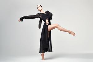 Полет души и слова, рассказ о балерине Д. Вишневой