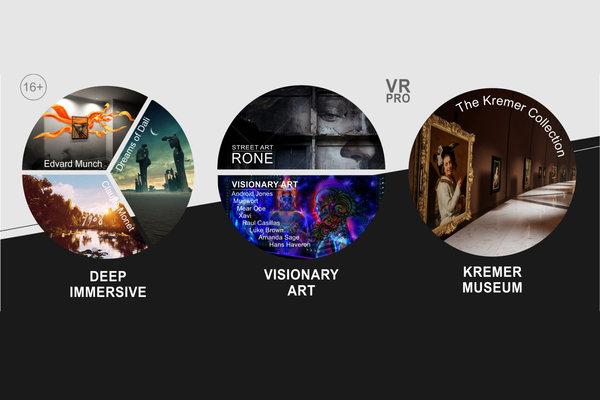 VR-Gallery