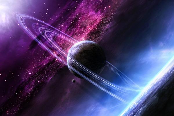Удивительный космос