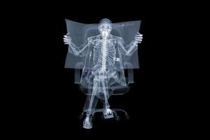 Ник Визи. X-Ray Men