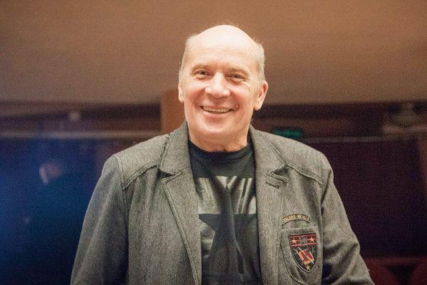 Александр Филиппенко. У автора в плену