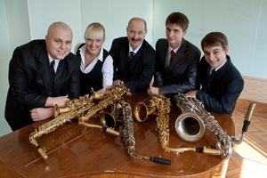 Московский квинтет саксофонистов «Джазовый калейдоскоп»