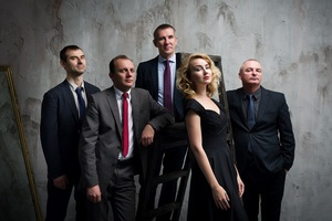 Анастасия Лютова и Лютый Бэнд c программой «Some like it Jazz»