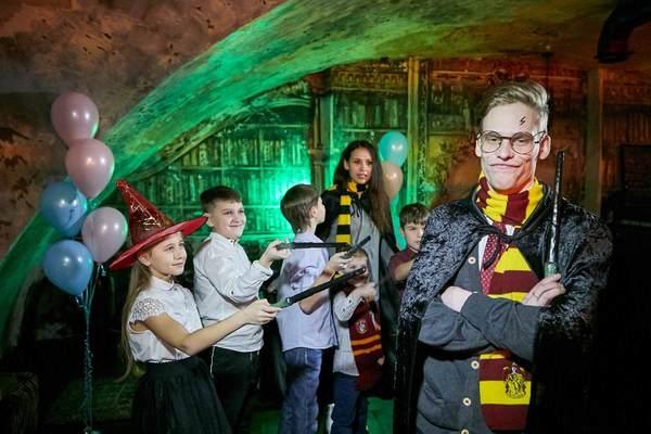 Гарри и его волшебная магия