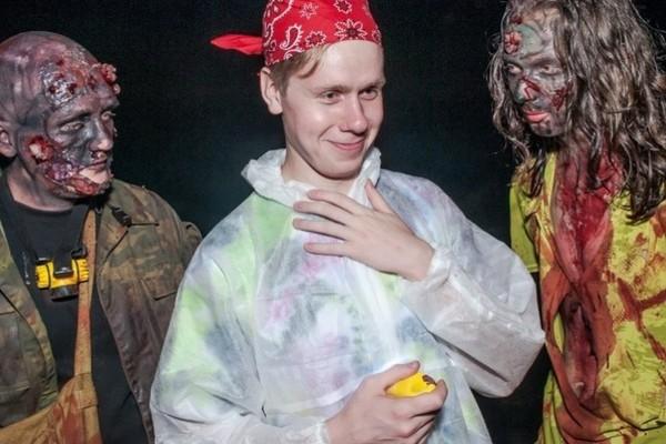 Зомби квест