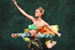Дюймовочка. Театр «Корона русского балета»