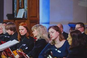 Новогодний концерт «Шагал и Айвазовский. Орган, дудук и саксофон»