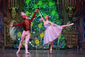Щелкунчик. Театр «Корона русского балета»