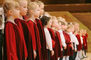 Большой детский хор имени В.С.Попова