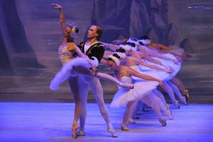 Лебединое озеро. Театр Корона русского балета