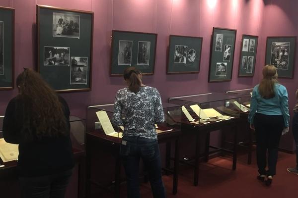 Выставочный зал Главархива Москвы | Центральный государственный архив