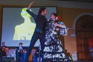Огненные танцы Фламенко в Новый год