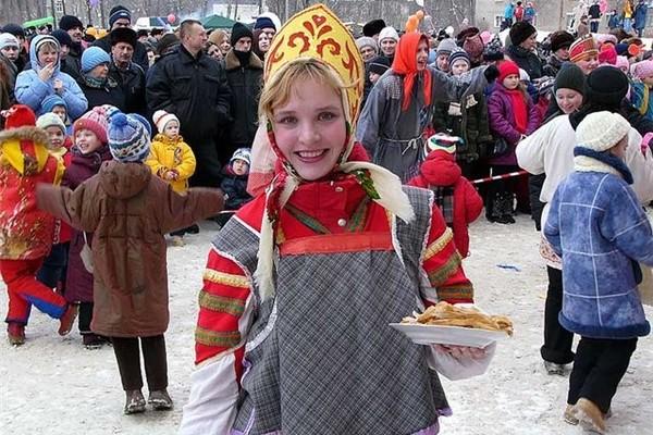 Русские гулянья