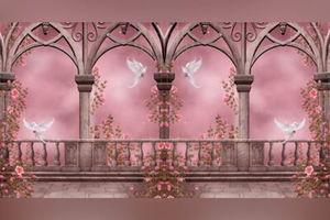 Розовый сад. Ensemble «Suffiks». Концерт в оранжерее