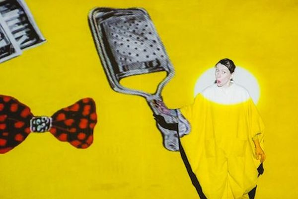"""""""Из жизни насекомых"""", спектакль Светланы Бень (""""Серебряная свадьба"""")"""