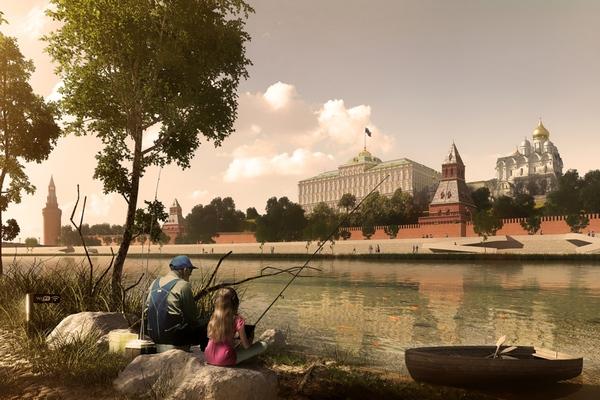 Время Москвы-реки