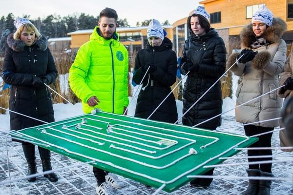 Морозные игры