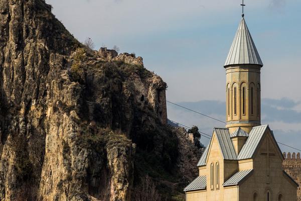 Ко Дню святого Валентина. Тбилисо. Грузинское многоголосие и орган