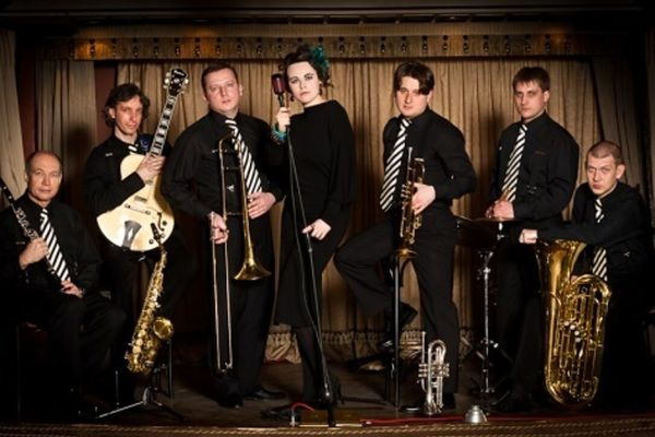 Moscow Ragtime Band. «One-step Upstairs»