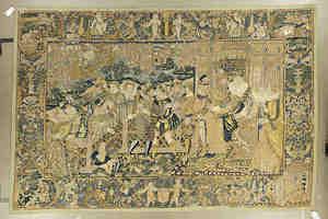 Тканое великолепие. Шпалеры XVI-XVII веков